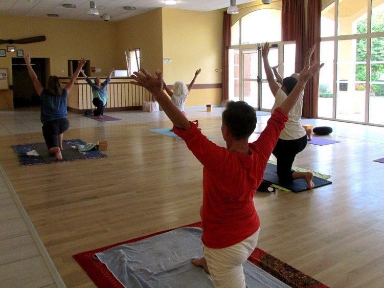 Cours de yoga dans l'entre 2 mers sauveterre et Monségur 10