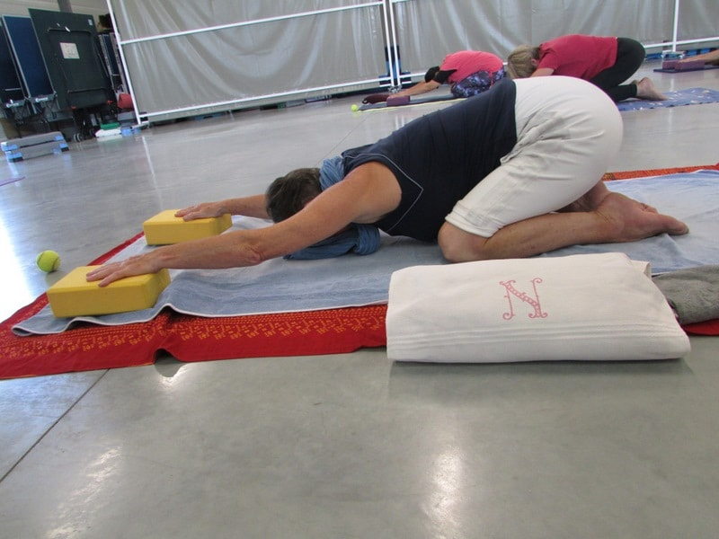 Cours de yoga dans l'entre 2 mers sauveterre et Monségur 14