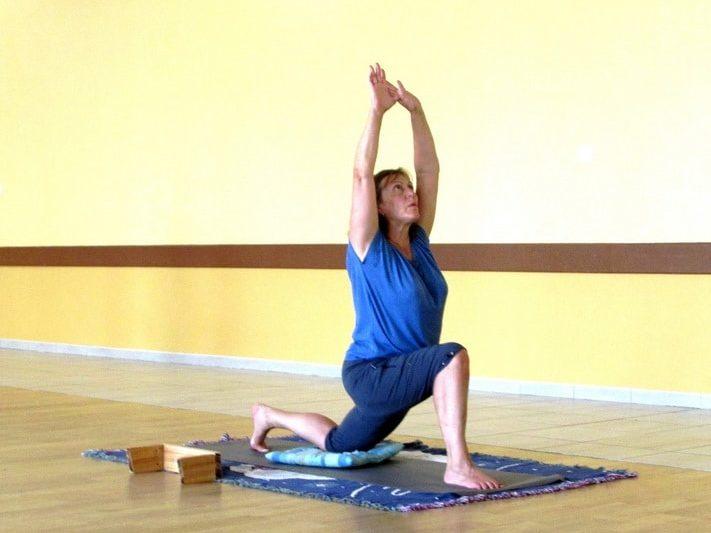 Cours de yoga dans l'entre 2 mers sauveterre et Monségur 17