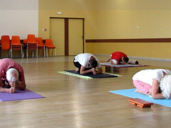 Cours de yoga dans l'entre 2 mers sauveterre et Monségur 19